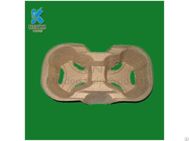 Customized Thermoformed Molded Wood Pulp Packaging