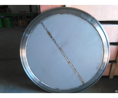 Stainless Steel Powder Sintered Filter Disc