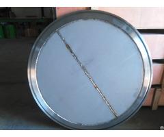 Stainless Steel Powder Sintered Filter Disc