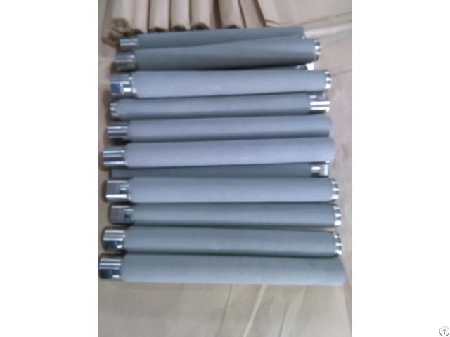 Monel 400 Inconel 600 Powder Sintered Filter Cartidges