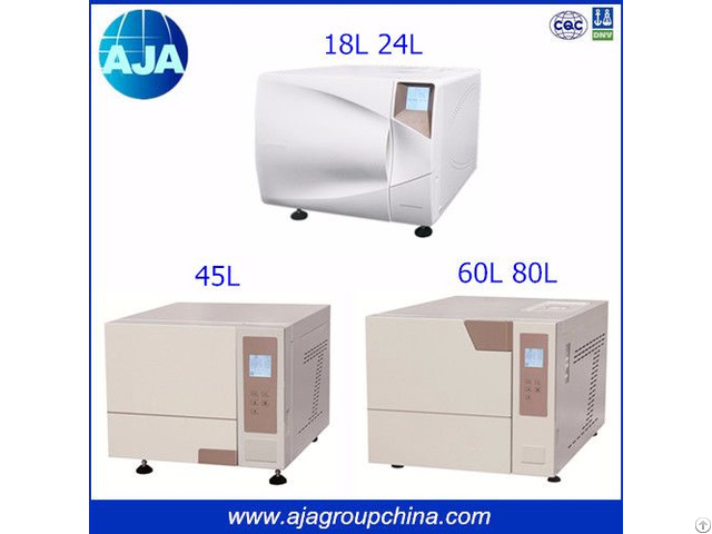 Class B Type Dental Autoclave