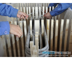 Tp304l Stainless Steel Seamless U Tube For Heat Exchanger