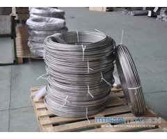 Stainless Steel Tp304l High Precision Super Long Coiled Tubing