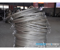 Tp316 1 2 Inch Seamless Coiled Tubing