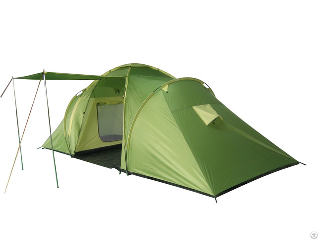 Green Luxury Outdoor Camping Traveling Tent