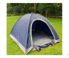 Promotional Deep Blue Fiberglass Tent