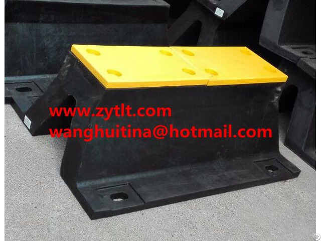 Arch Type Boat Rubber Fender For Protection
