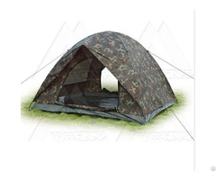 Camouflage Color Outdoor Camping Tent