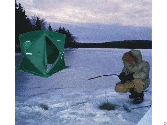 New Hot Sale 2 Person Ice Fishing Tent