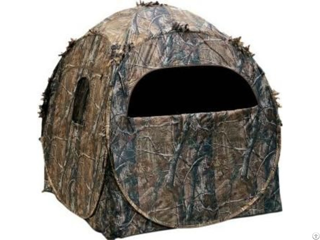 Hot Customized Camo Hunting Hide Tent