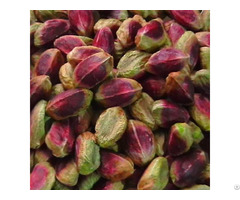 Pistachios Kernel Row And Roasted