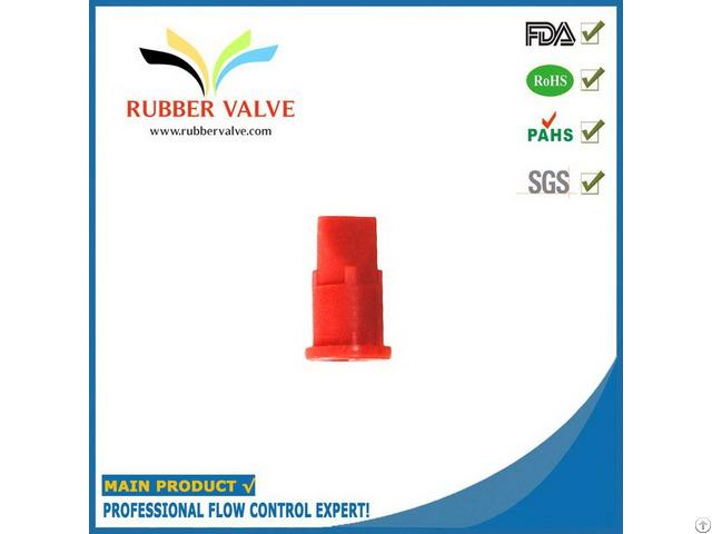 Mini Rubber China Valve For Catheter