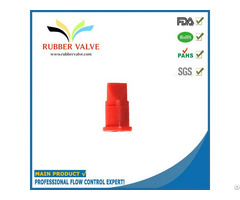 Mini Rubber China Valve For Catheter