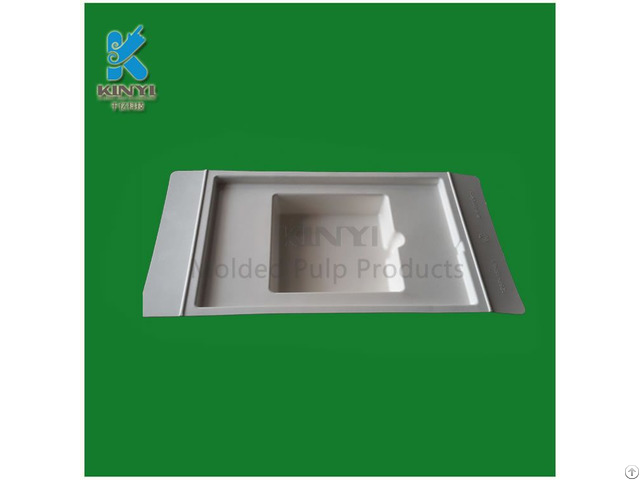 Dongguan Manufacturer Of Recycled Paper Pulp Molded Customized Packaging Trays