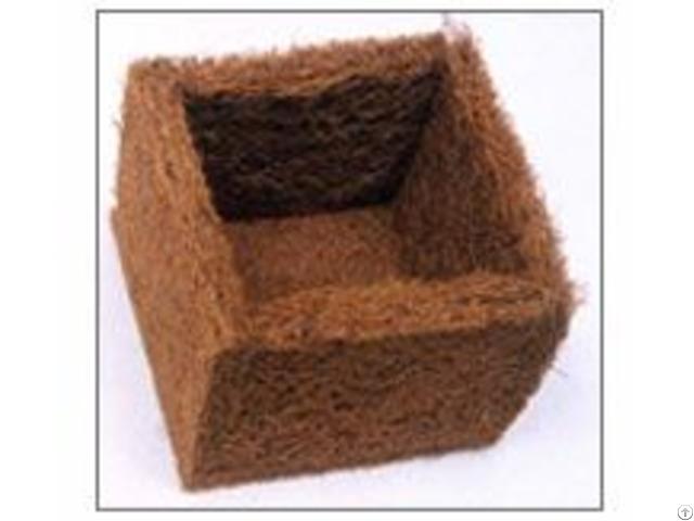 Bio Pots Made From Coir Fibre