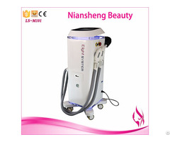 Wrinkle Removal E Light Ipl Rf Beauty Equipment
