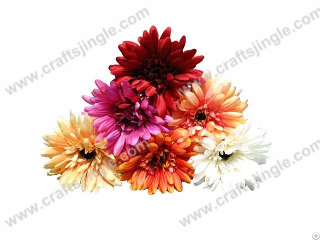 Artificial Silk Flower Gerbera