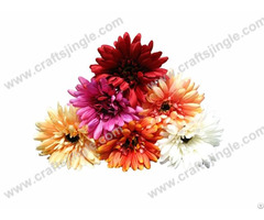 Artificial Silk Flower Gerbera