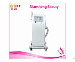 Spa Shr E Light Ipl Hair Removal Machines Ls 212 For Skin Rejuvenation
