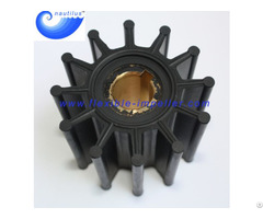 Marine Water Pump Flexible Neoprene Impellers Replace Sherwood Impeller 15000k 12 Blades Key Drive