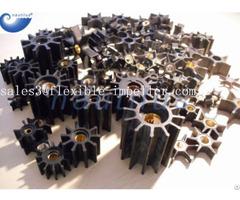 China Marine Water Pump Flexible Neoprene Nitrile Impellers