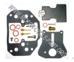 6f5 W0093 Carburetor Repair Kit Yamaha