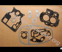 66m W0001 00 Yamaha F15 Gasket Kit