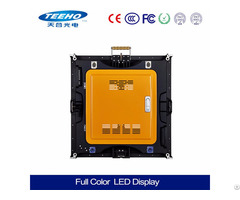 High Definition P2 Indoor Rgb Led Video Wall