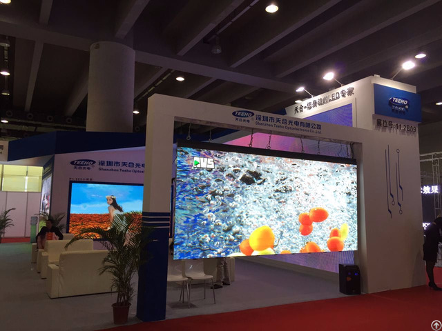 High Quality P2 5 Die Casting Led Display Screen