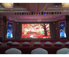 Stadium Video Wall P3 Indoor Led Display Panel