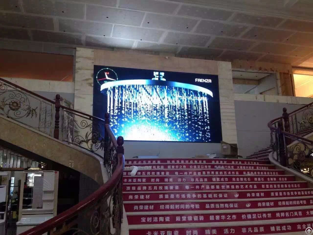 High Definition Stage Display P4 Indoor Led Screen