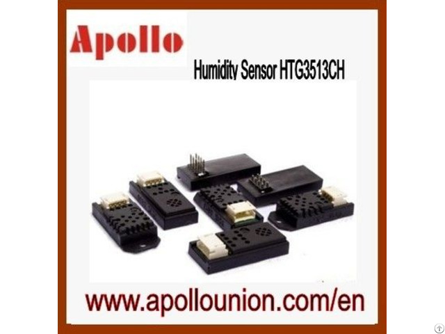 Voltage Output Humidity Sensors Htg3515ch 3535