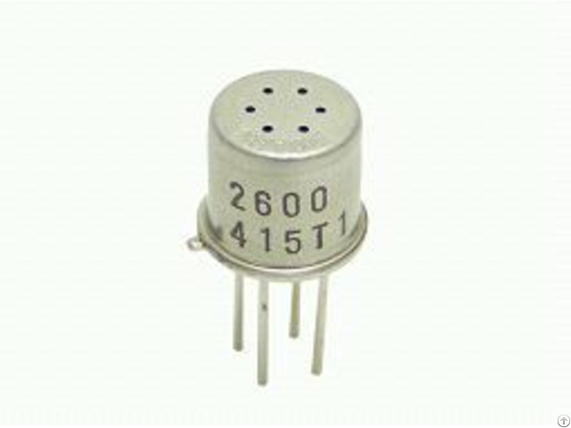 Semiconductor Gas Sensors Tgs2600