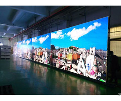High Definition Indoor P4 81 Rgb Rental Led Video Wall