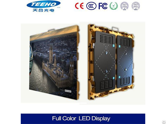 Rental Led Display P10 Indoor Full Color Video Wall
