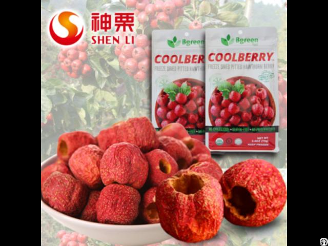 Frozen Dried Hawthorn Berry