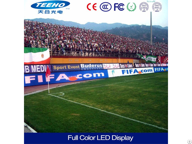 High Quality Stadium Advertising Display P10 Smd Outdoor Led Screen