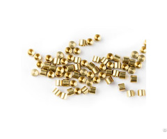 Brass Machining Pin