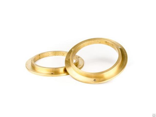 Brass Machining Retaining Ring