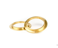 Brass Machining Retaining Ring
