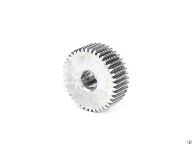 Machining 45# Steel Gear