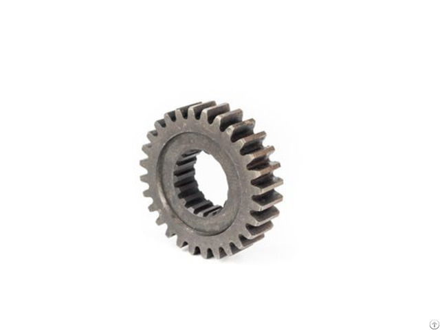 Steel Gear Machining