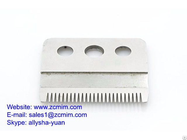 Blade Knife Part Oem Metal Injection Molding Supplier