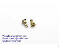 Precision Mim Process Machining Uav Helicopter Parts