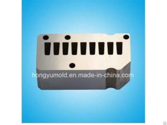 Tungsten Carbide Wire Edm Spare Parts Parts And Cutting Parts Stamping Die Component