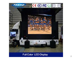 Mobile Advertising Display P5 Smd Outdoor Led Billboard