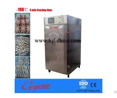Iqf Cabinet Freezer