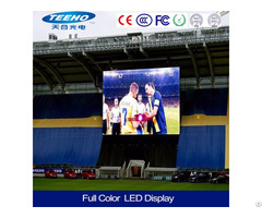 High Quality Video Wall Smd Outdoor P4 Led Billboard