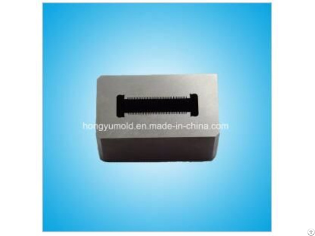 Tungsten Carbide  Cutting Dies For Stamping Mold Parts