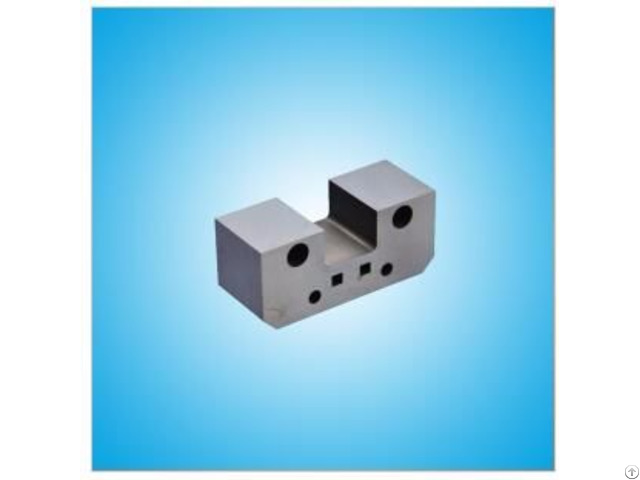 Tungsten Carbide Stamping Mould Parts With Rd30 Material